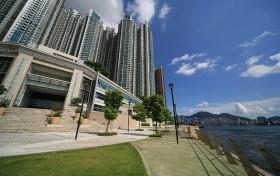 香港奥运站楼盘维港湾中层3房1305万