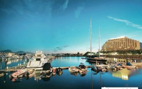 香港帝御海湾是香港的一个海边项目