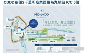 香港房产新闻:GRANDE MONACO周六晚推出了第三号价目表