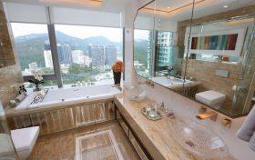 香港海怡半岛景观