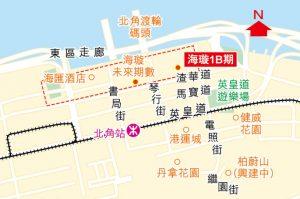 海璇位于香港北角区