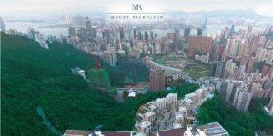 香港聂歌信山全景