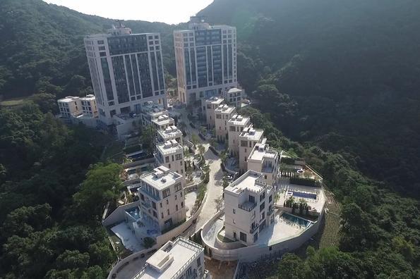 香港聂歌信山Mount Nicholson