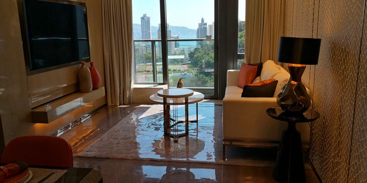 香港九龙何文田房产皓畋现楼景观