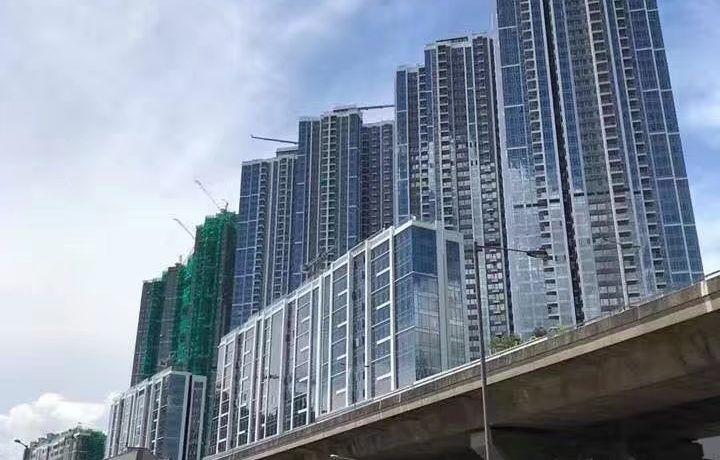 香港汇玺外观