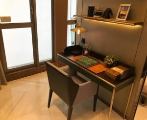 香港海傲湾样板房