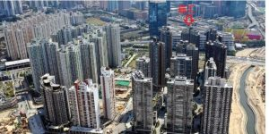 香港启德发展区