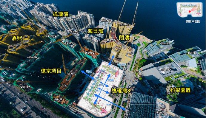 香港朗涛位置
