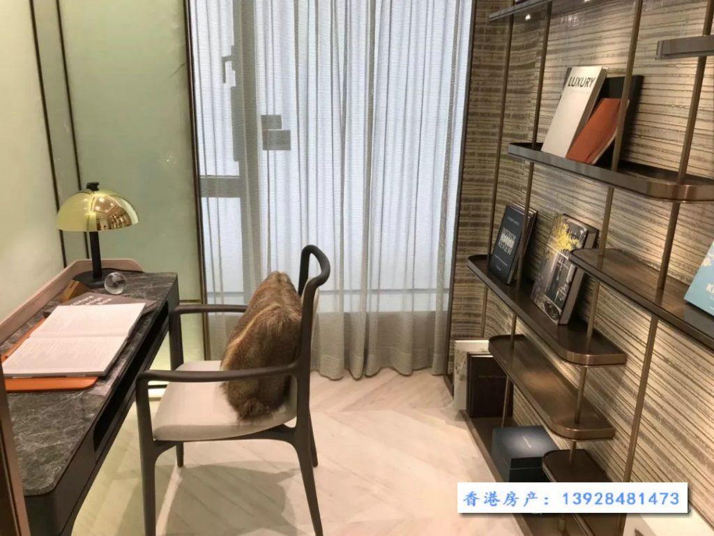 香港MARINI书房