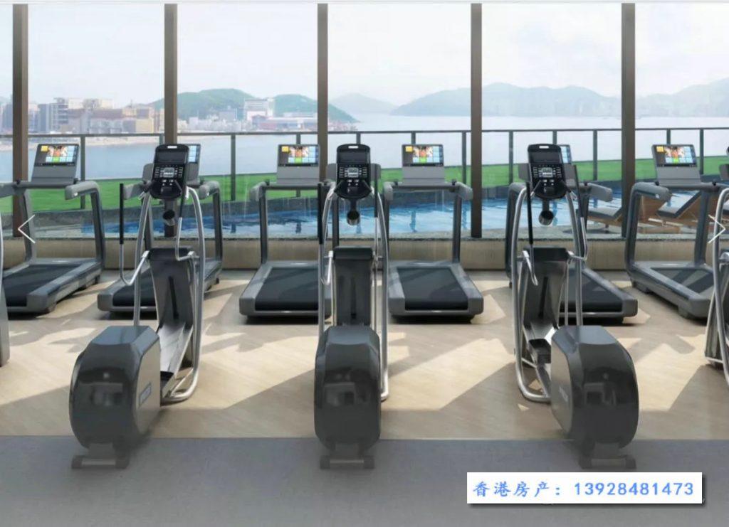 香港MARINI会所可望海景