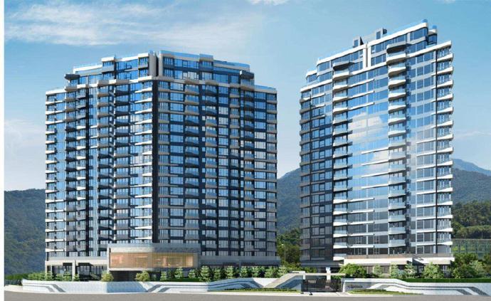 香港房产峻源外观