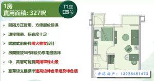 香港恒大珺珑湾户型图016