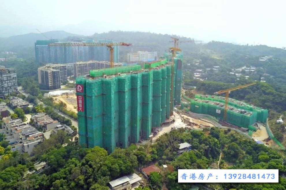 香港恒大珺珑湾项目远景1