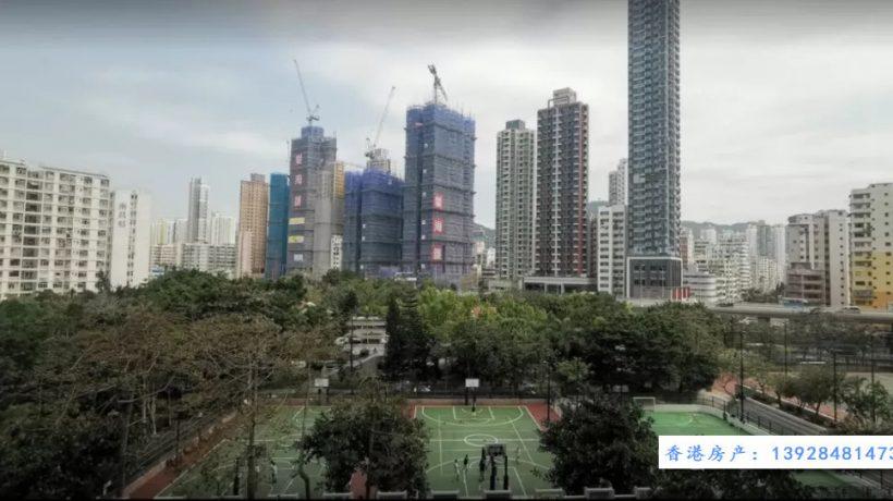 香港爱海颂远景