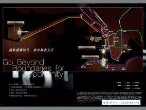 香港爱海颂交通便利
