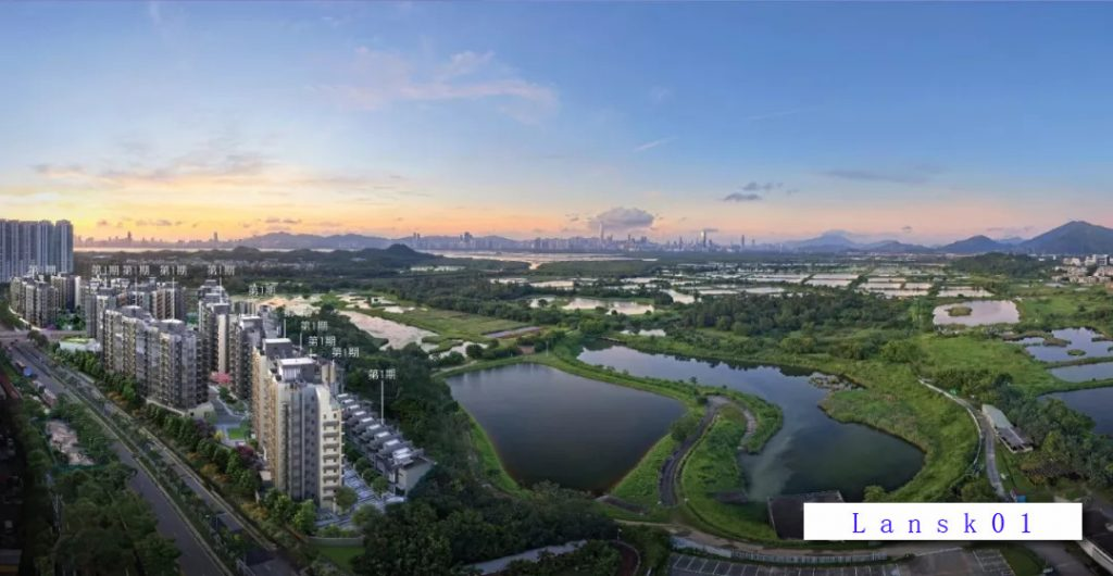 Wetland Seasons Park 景观