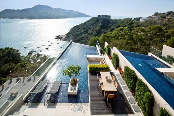 香港港岛南区赤柱村道别墅