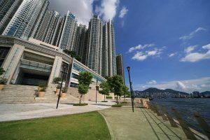香港奥运站楼盘