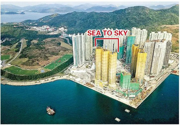 SEA TO SKY海景