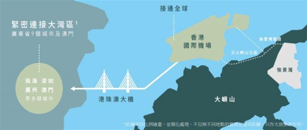 香港意峰别墅位置