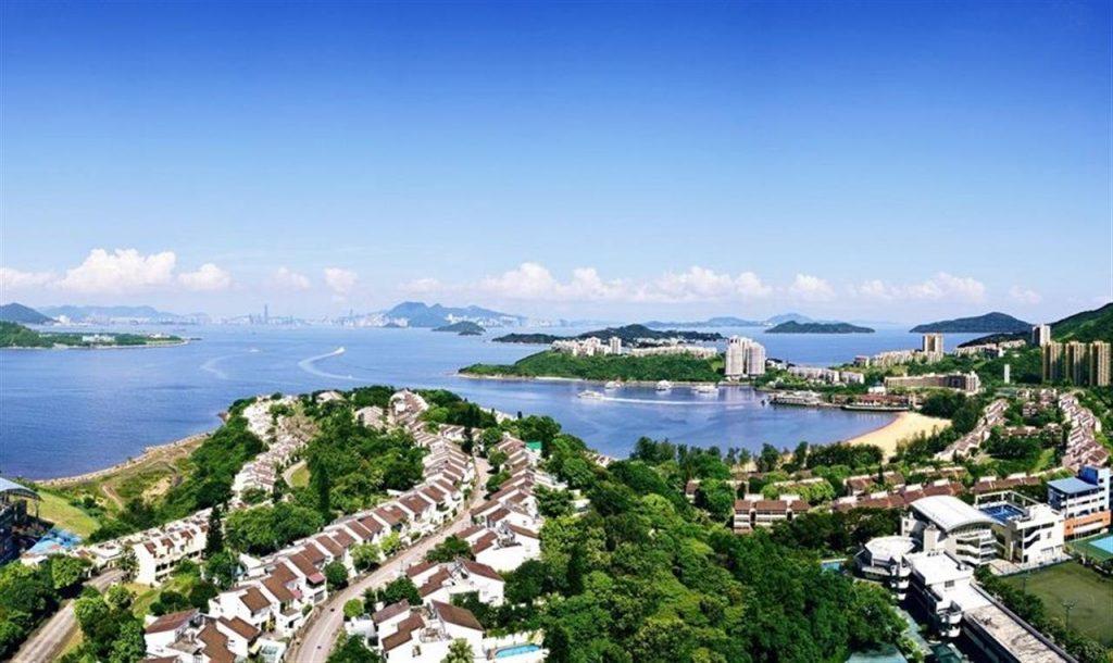 香港意峰别墅远景
