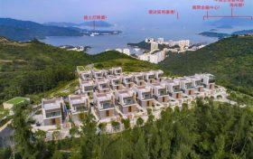 香港意峰别墅实景