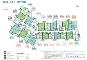 帝御金湾户型图7