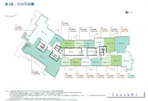 帝御金湾户型图5