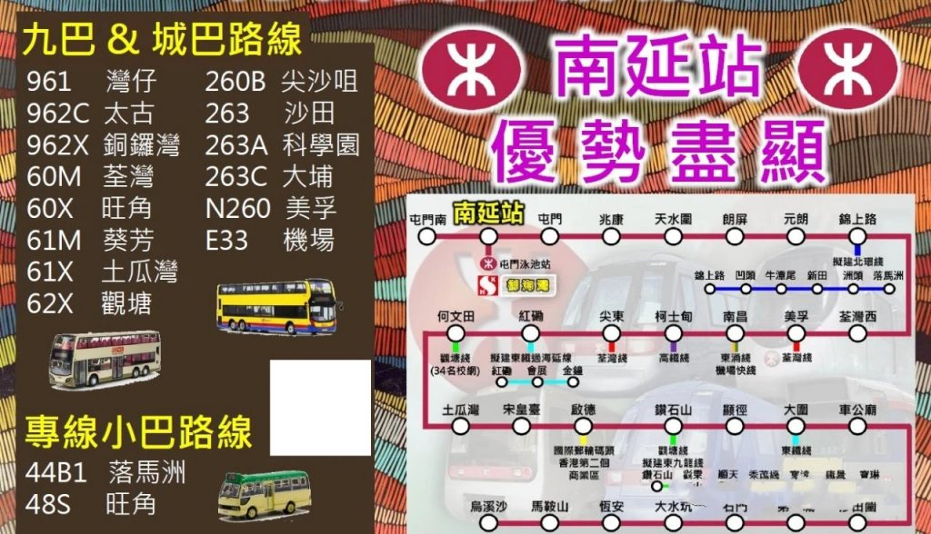 香港御海湾交通