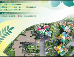 Wetland Seasons Park第3期户型图