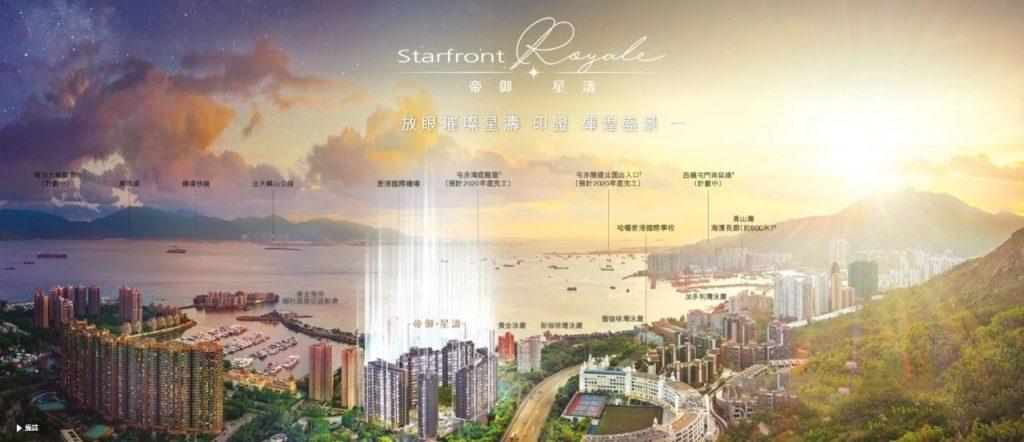 香港帝御星涛位置