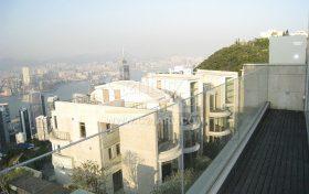 香港别墅景观