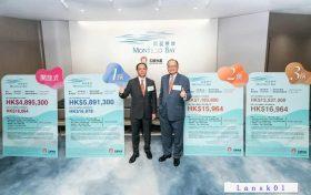 香港蔚蓝东岸开售