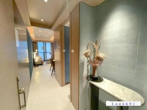 香港蔚蓝东岸样板房