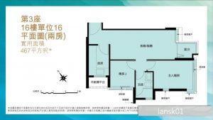 帝御岚天户型图 (5)