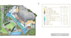 香港LP10平面图