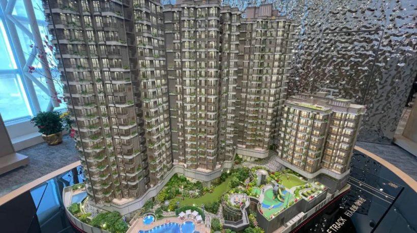 香港新楼盘安峰项目