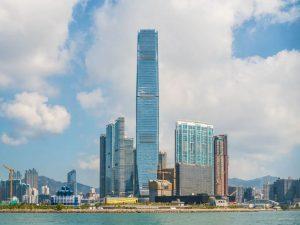 香港九龙站楼盘