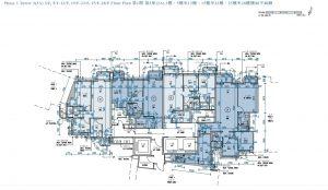 香港维港汇第三座户型图