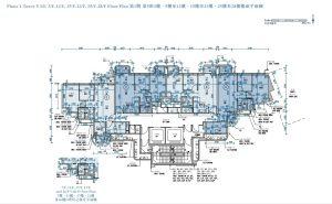 香港维港汇第五座户型图