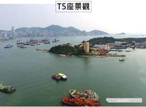 香港维港汇景观