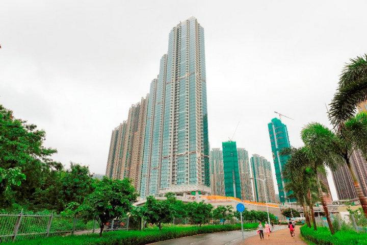 香港MALIBU实景