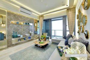 香港维港汇交楼标准,样板房9