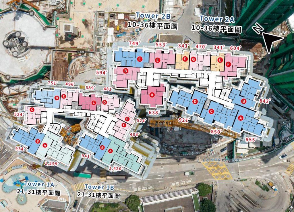 香港扬海户型图