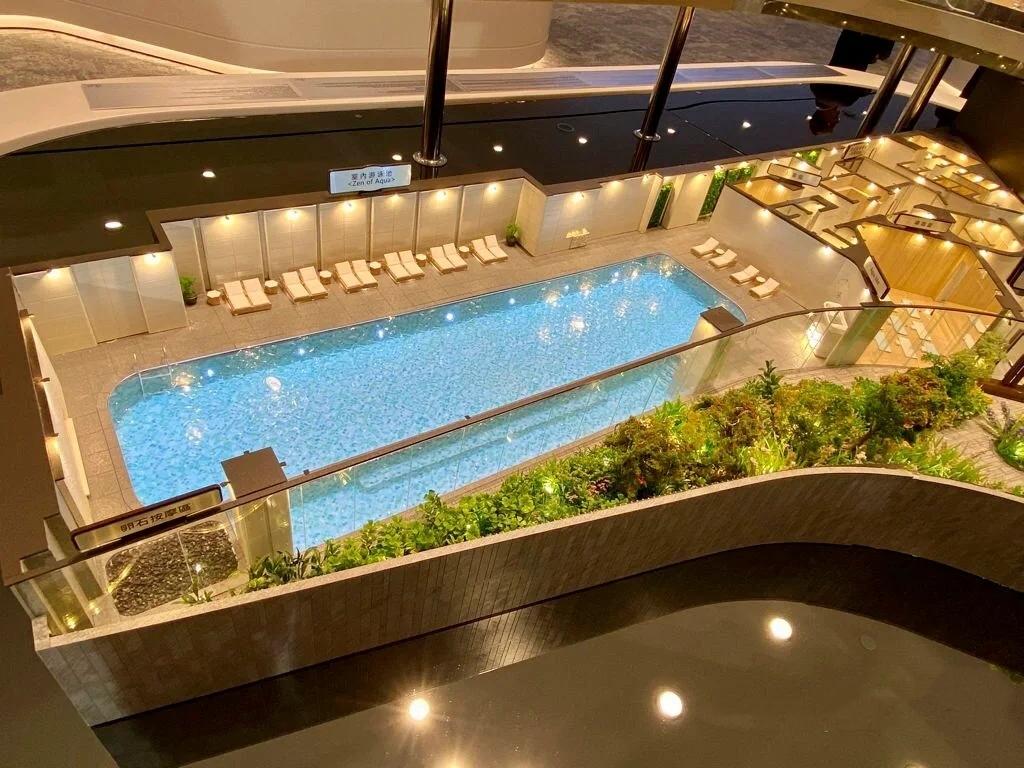星凯堤岸泳池