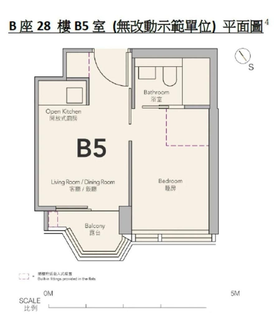 香港THE HOLBORN (户型图) (2)